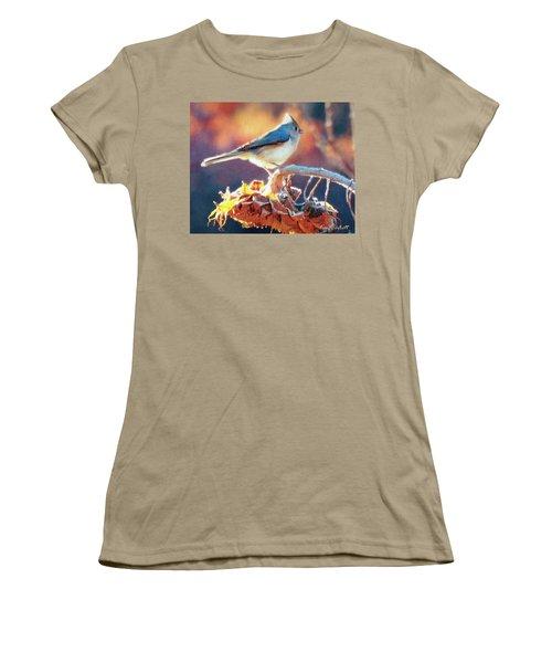 Morning Glow Women's T-Shirt (Junior Cut) by Ken Everett