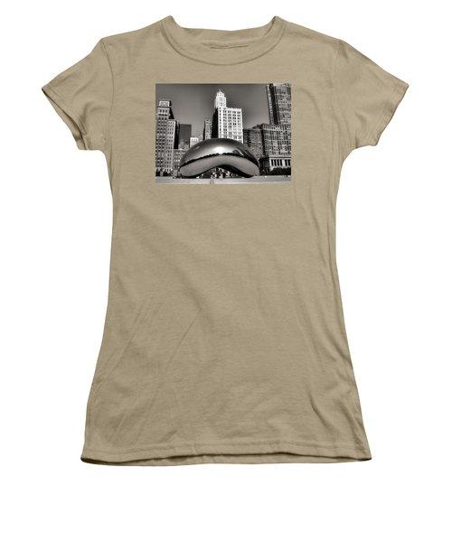 The Bean - 3 Women's T-Shirt (Junior Cut) by Ely Arsha