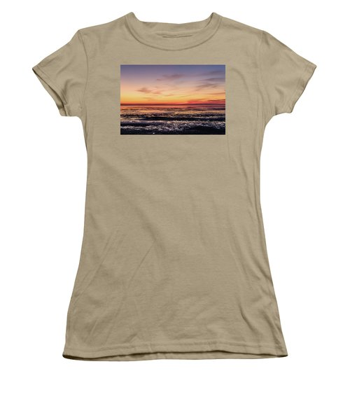 Women's T-Shirt (Junior Cut) featuring the photograph The Other World by Thierry Bouriat