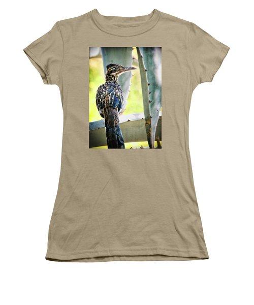 Waiting  Women's T-Shirt (Junior Cut) by Saija  Lehtonen