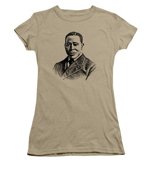 William Still Abolitionist Women's T-Shirt (Junior Cut) by Otis Porritt