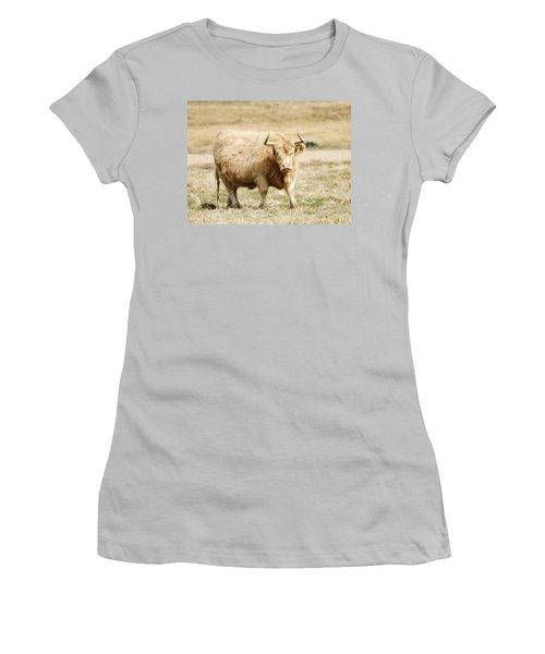 Blondie Women's T-Shirt (Junior Cut) by Marilyn Hunt