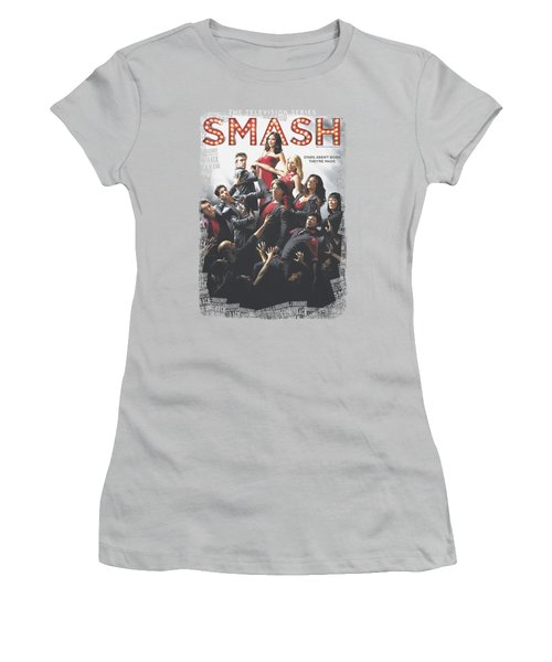 Smash - To The Top Women's T-Shirt (Junior Cut) by Brand A