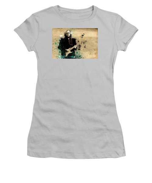 Tears In Heaven Women's T-Shirt (Junior Cut) by Bekim Art
