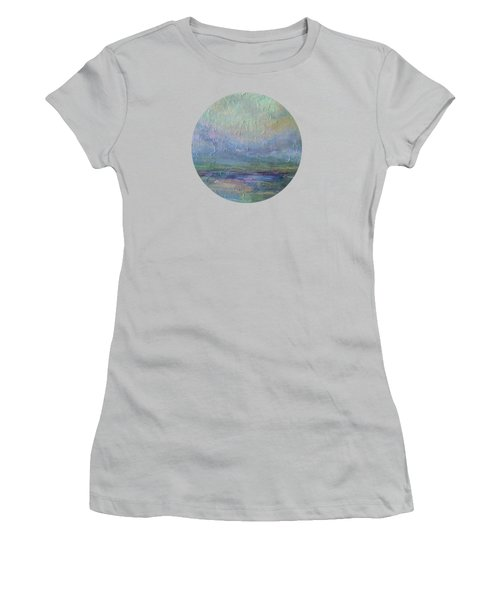 Into The Morning Women's T-Shirt (Junior Cut) by Mary Wolf