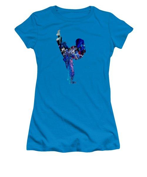 Martial Arts Women's T-Shirt (Junior Cut) by Marvin Blaine