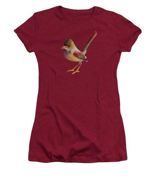 Wren Women's T-Shirt (Junior Cut) by Francisco Ventura Jr
