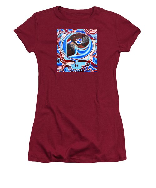Steal Your Phils Women's T-Shirt (Junior Cut) by Kevin J Cooper Artwork