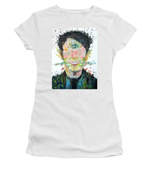 Love Me Do Women's T-Shirt (Junior Cut) by Fabrizio Cassetta