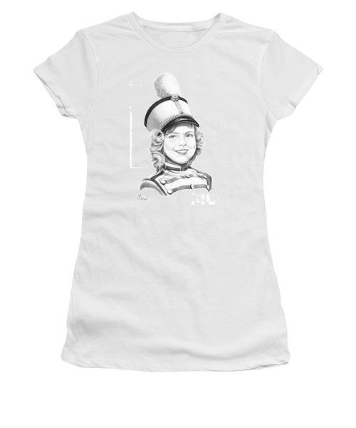 Shirley Temple Women's T-Shirt (Junior Cut) by Murphy Elliott
