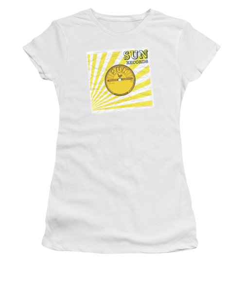 Sun - Fourty Five Women's T-Shirt (Junior Cut) by Brand A