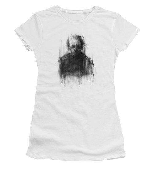 Simple Man Women's T-Shirt (Junior Cut) by Bruno M Carlos