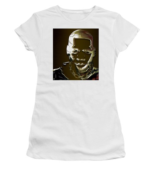 Jay Z Collection Women's T-Shirt (Junior Cut) by Marvin Blaine