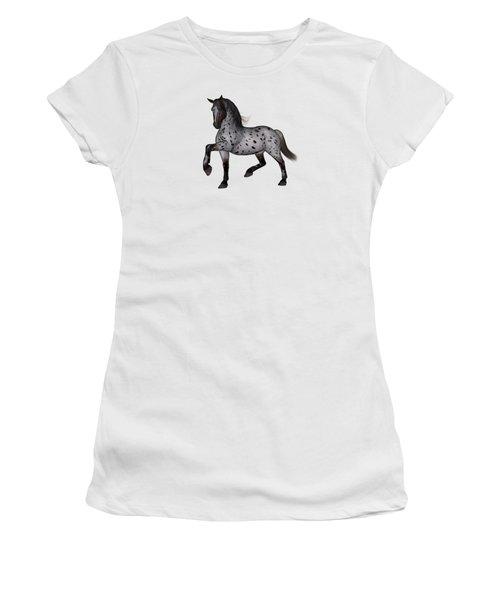 Mystic Women's T-Shirt (Junior Cut) by Betsy Knapp