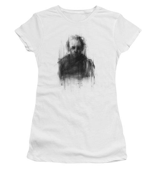 Simple Man II Women's T-Shirt (Junior Cut) by Bruno M Carlos