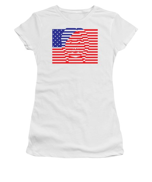 Strong Women's T-Shirt (Junior Cut) by Andi Surya Nusa