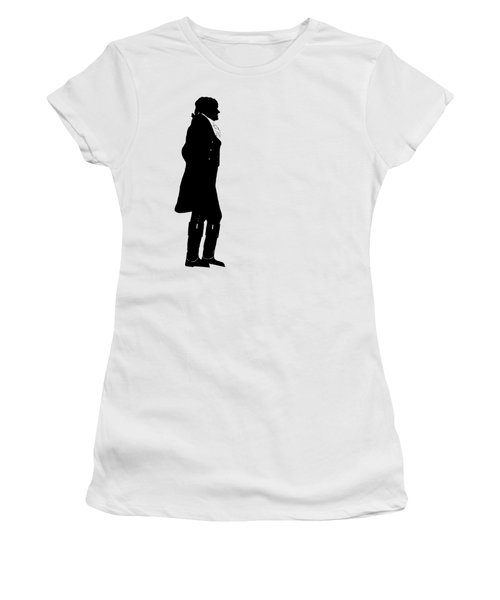 The Jefferson Women's T-Shirt (Junior Cut) by War Is Hell Store