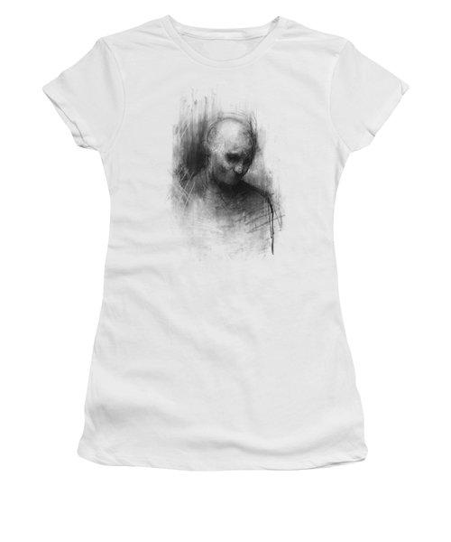 Thinker II Women's T-Shirt (Junior Cut) by Bruno M Carlos