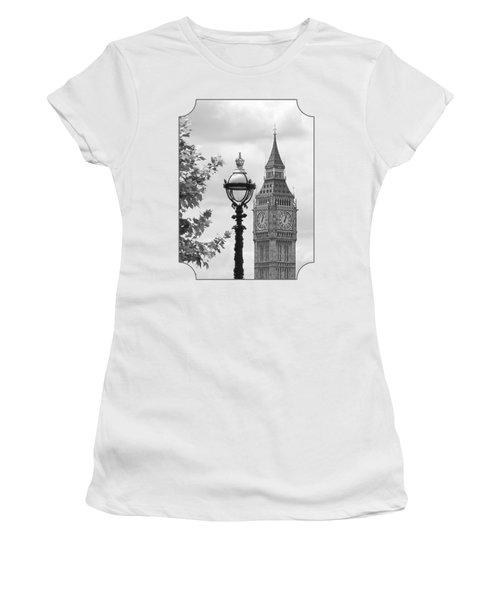 Time For Lunch Women's T-Shirt (Junior Cut) by Gill Billington