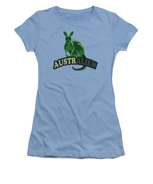 Australian Women's T-Shirt (Junior Cut) by Voldemaras Lemon
