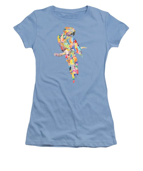 Baby Women's T-Shirt (Junior Cut) by John and Wendy