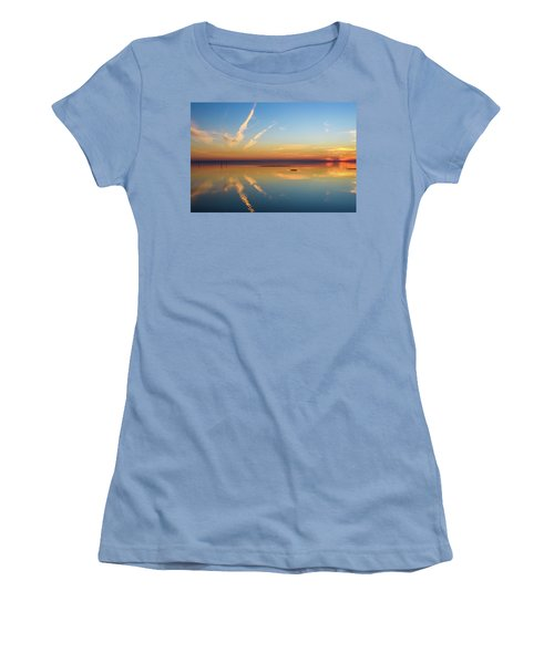 Women's T-Shirt (Junior Cut) featuring the photograph Or'dinaire by Thierry Bouriat