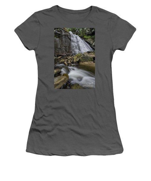 Brandywine Flow Women's T-Shirt (Junior Cut) by James Dean