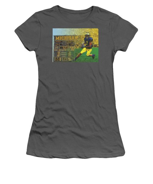 Scoreboard Plus Women's T-Shirt (Junior Cut) by John Farr