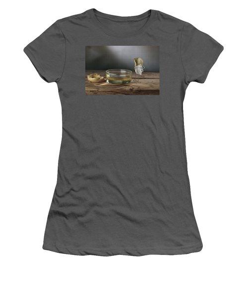 Simple Things - Potatoes Women's T-Shirt (Junior Cut) by Nailia Schwarz