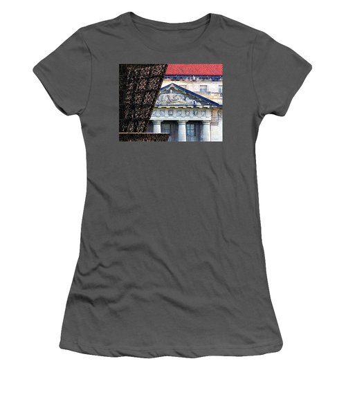 African American History And Culture 5 Women's T-Shirt (Junior Cut) by Randall Weidner