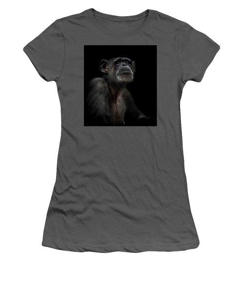 Noble Women's T-Shirt (Junior Cut) by Paul Neville