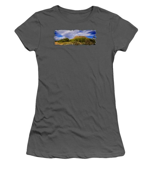 Southwest Summer P12 Women's T-Shirt (Junior Cut) by Mark Myhaver