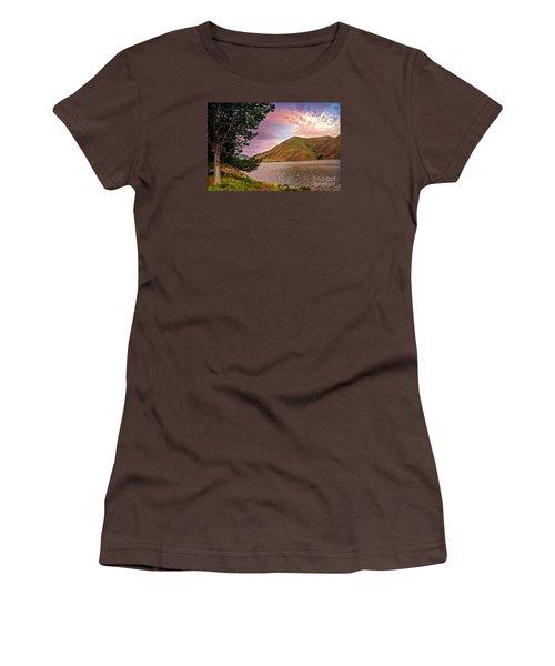 Beautiful Sunrise Women's T-Shirt (Junior Cut) by Robert Bales