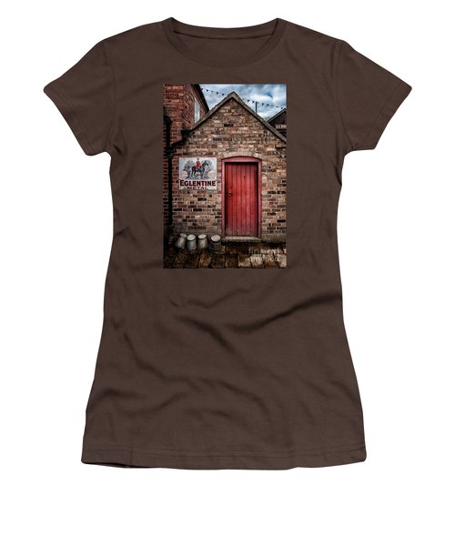 Once Upon A Time Women's T-Shirt (Junior Cut) by Adrian Evans