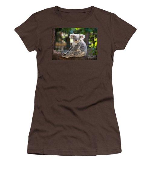 Just Relax Women's T-Shirt (Junior Cut) by Jamie Pham