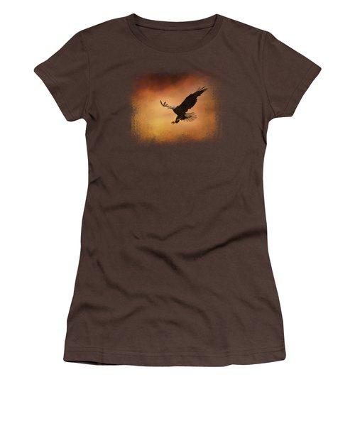 No Fear Women's T-Shirt (Junior Cut) by Jai Johnson