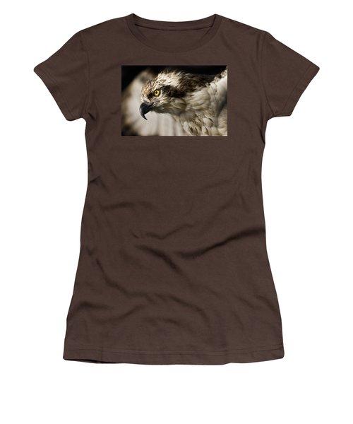 Osprey Women's T-Shirt (Junior Cut) by Adam Romanowicz