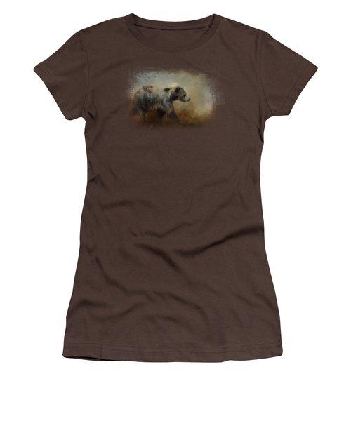 The Long Walk Home Women's T-Shirt (Junior Cut) by Jai Johnson
