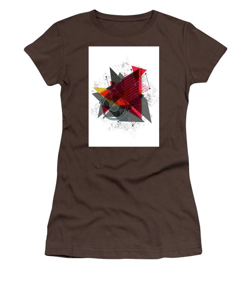 Why Me Women's T-Shirt (Junior Cut) by Don Kuing