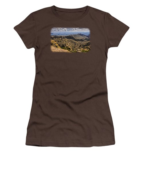 Windy Point No.1 Women's T-Shirt (Junior Cut) by Mark Myhaver