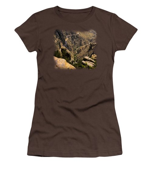 Windy Point No.9 Women's T-Shirt (Junior Cut) by Mark Myhaver