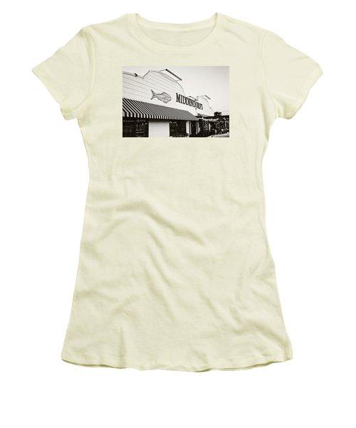 Middendorf's Women's T-Shirt (Junior Cut) by Scott Pellegrin