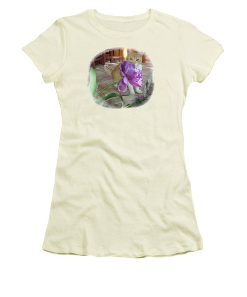 You See Me Women's T-Shirt (Junior Cut) by Vesna Martinjak