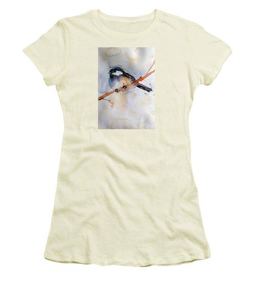 Bird Women's T-Shirt (Junior Cut) by Kovacs Anna Brigitta