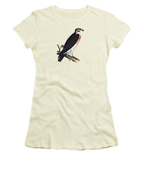 Hawk Swainsons Hawk Women's T-Shirt (Junior Cut) by Movie Poster Prints
