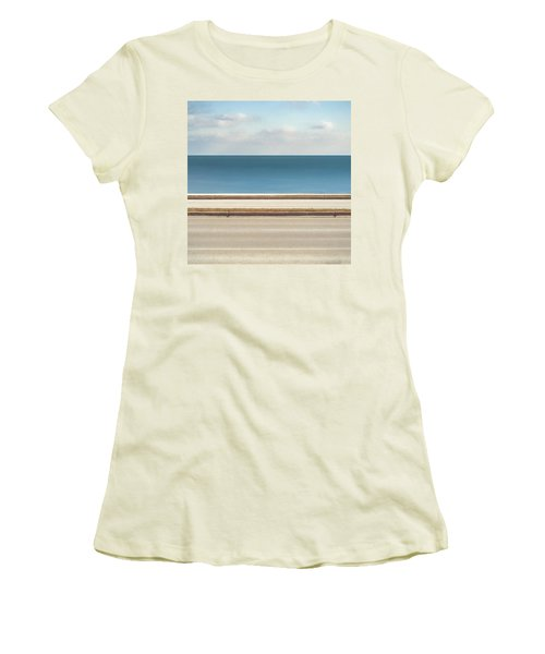 Lincoln Memorial Drive Women's T-Shirt (Junior Cut) by Scott Norris