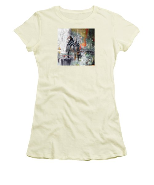 One Liberty Place And Two Liberty Place 229 3 Women's T-Shirt (Junior Cut) by Mawra Tahreem