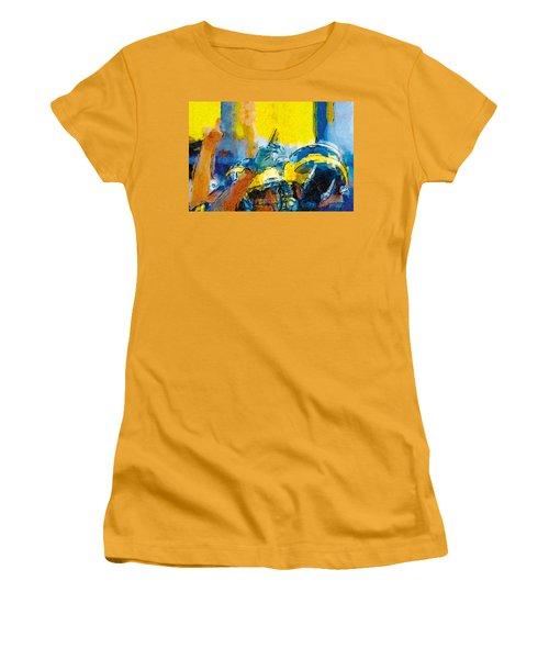 Always Number One Women's T-Shirt (Junior Cut) by John Farr