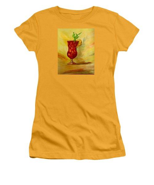 Eye Opener Women's T-Shirt (Junior Cut) by Jacquie King