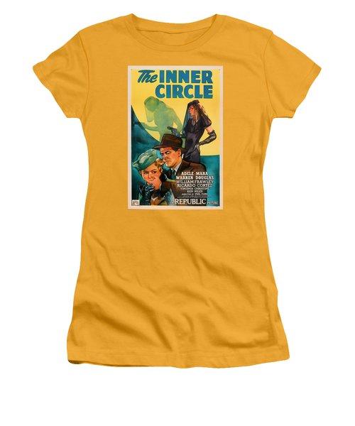 The Inner Circle 1946 Women's T-Shirt (Junior Cut) by Mountain Dreams
